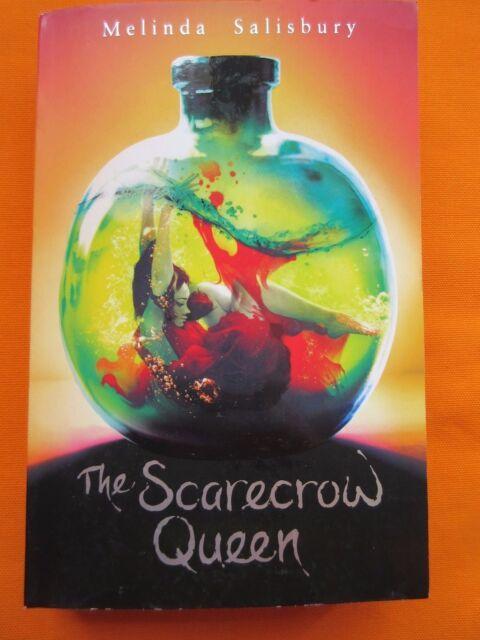 The Scarecrow Queen by Melinda Salisbury (Paperback, 2017)