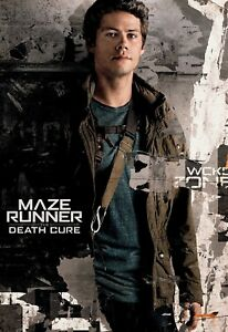 The Maze Runner  Thomas Poster