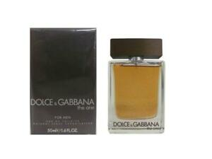 Dolce-amp-Gabbana-The-One-1-6-Oz-Eau-de-Toilette-Spray-for-MEN-New-In-Box