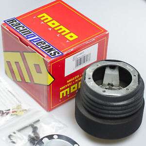 Porsche-911-997-Cayman-987-2004-steering-wheel-hub-adapter-boss-kit-MOMO-8017