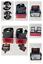 miniature 1 - KIT FRENI COMPLETO FIAT 500 F L ANTERIORE E POSTERIORE GANASCE E CILINDRETTI