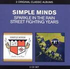 2in1 (Sparkle In The Rain/Street Fighting Years) von Simple Minds (2011)
