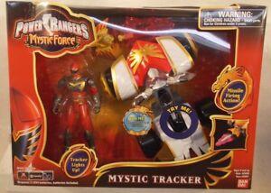 Power Rangers Mystic Force - Traqueur Avec Red Ranger (misb)