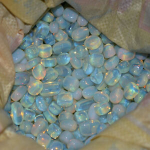 50g-Shiny-Large-Particles-Opal-Crystal-Stone-Polished-Crystal-Rock-Chips-CR8