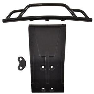 Front-Bumper-Skid-Plate-Black-Losi-Ten-SCT-by-RPM-RPM73042