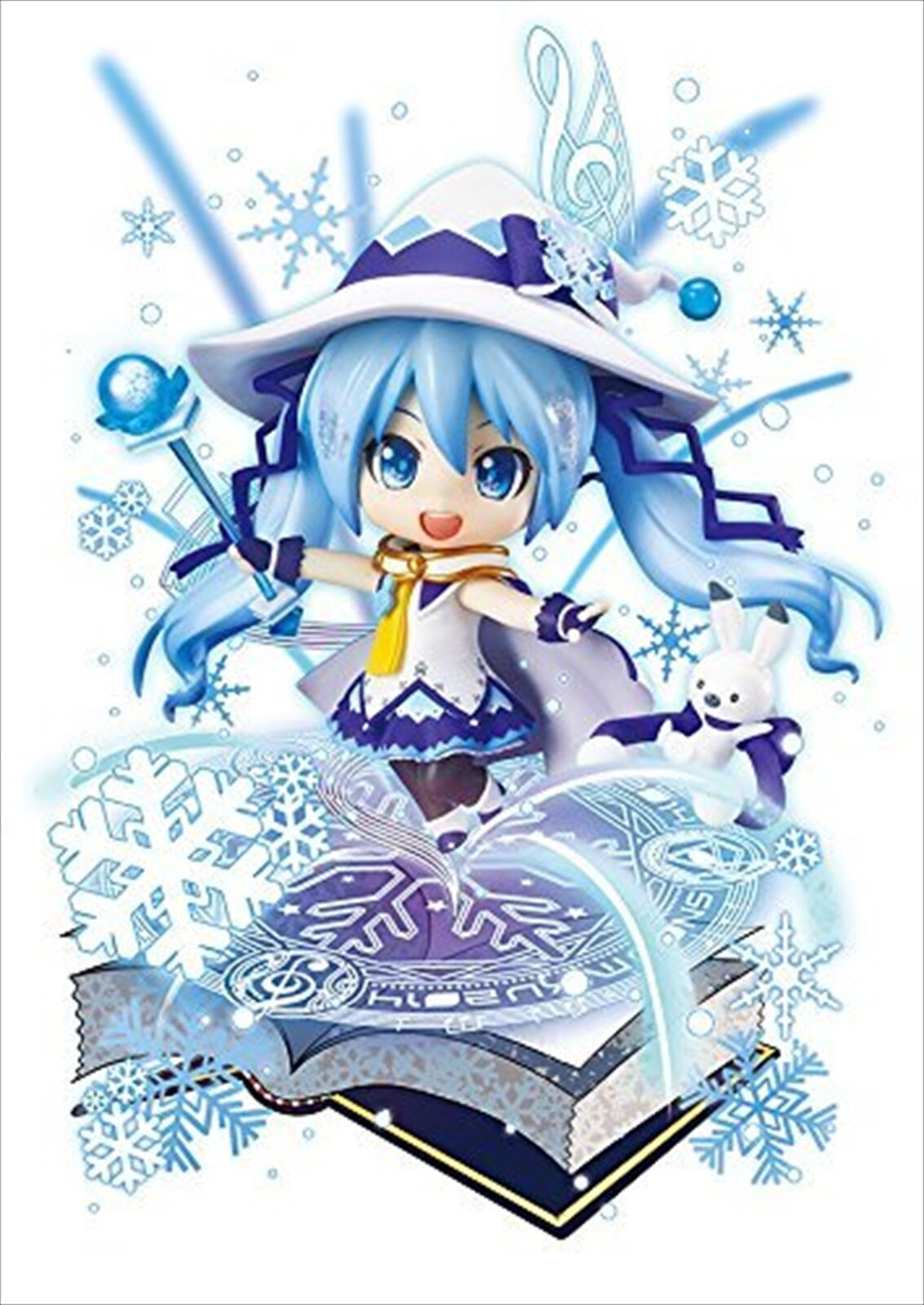 Good Smile Company Snow Miku Magical Snow Ver. WF 2014 Nendoroid Action Figure