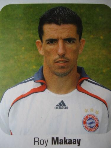 Panini 380 BL Fussball 2006//07 Roy Makaay Bayern München
