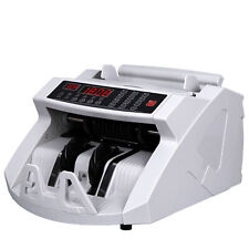 Money Bill Cash Counter Bank Machine Currency Counting Uv Mg System Alert