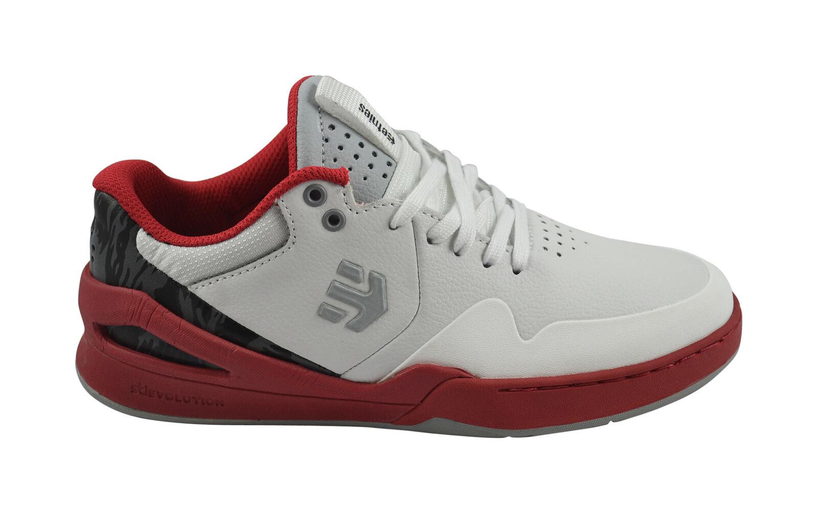Etnies Marana Marana Marana E-Lite Blanco Gris Rojo Skater Sneaker/Sneaker Elite weiß a540d7