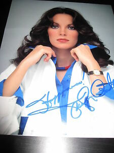 JACLYN-SMITH-SIGNED-AUTOGRAPH-8x10-PHOTO-CHARLIES-ANGELS-IN-PERSON-COA-AUTO-NY-E