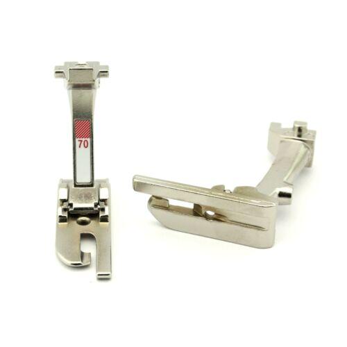 Bernina 4mm Lap Seam Foot #0084537300 #70N Genuine New Style Machine