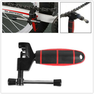 Mini Bike Chain Splitter Bicycle Cutter Cycling Breaker Steel Repair Tool