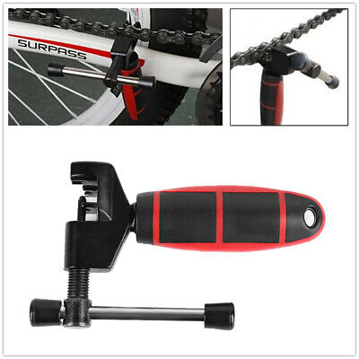Portable Bike Chain Splitter Breaker Bicycle Cycling Steel Repair Tool fit BMX