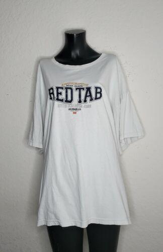 VINTAGE Levis T Shirt Adult XL White Red Tab Levi'