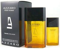 Coffret Parfum Azzaro Homme Edt 100ml + 30ml Neuf Et Sous Blister