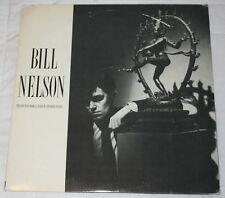 BILL NELSON - LOVE THAT WHIRLS / LA BELLE ETLA BETE. (UK, 1982, DLP, WHIRL 3)