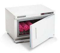 Kenley 16l Hot Towel Warmer Cabinet Uv Sterilizer Disinfector Beauty Spa