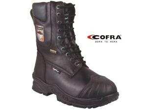 Arbeitskleidung & -schutz Besorgt Cofra Schnittschutzstiefel Klasse 3 Energy Forst Stiefel Waldarbeiterschuh HüBsch Und Bunt