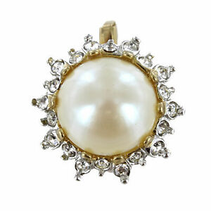 Mobe-Pearl-with-Cubic-Zirconia-Set-in-18k-Gold-Electroplated-Pendant