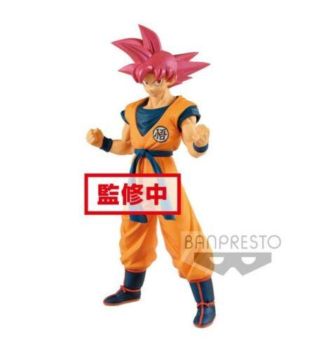 Banpresto Dragon Ball Super Broly Cyokoku Buyuden Super Saiyan God Son Goku