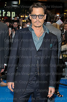 Johnny Depp Poster Picture Photo Print A2 A3 A4 7X5 6X4