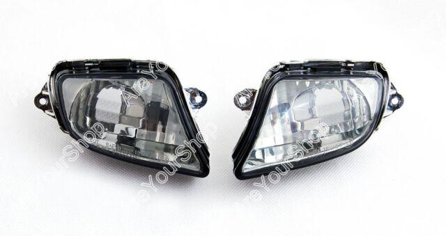 Front Turn Signals Lens For Honda CBR1100XX 1999-2006 2005 CBR 1100XX Smoke CC