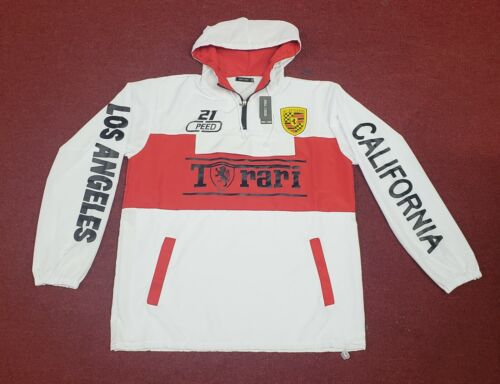 Boys Windbreaker Jackets **Ferrari5462**
