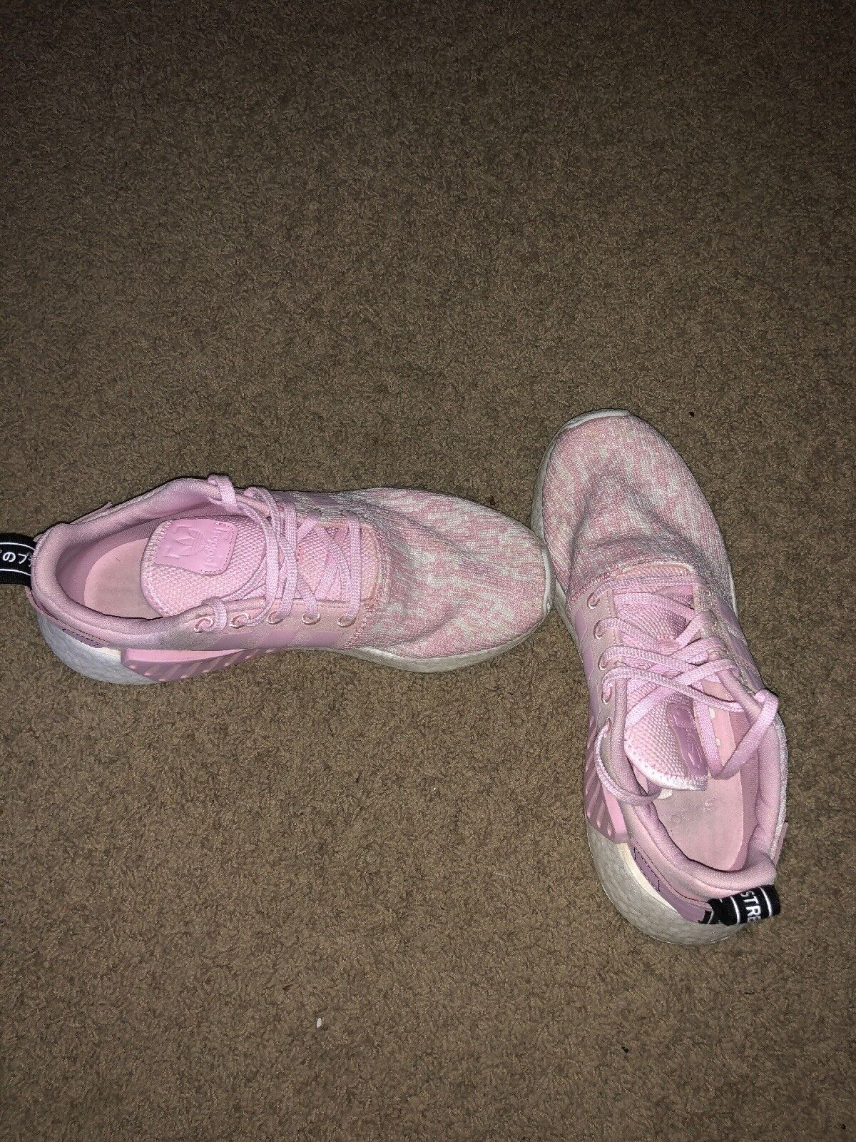 Adidas NMD R2 Wonder Pink Women's Tennis shoes