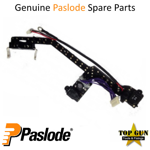 1 of 1 - Paslode 013676 Moulded Circuit Board Fits IM350 IM350 + Ni-Cad Only