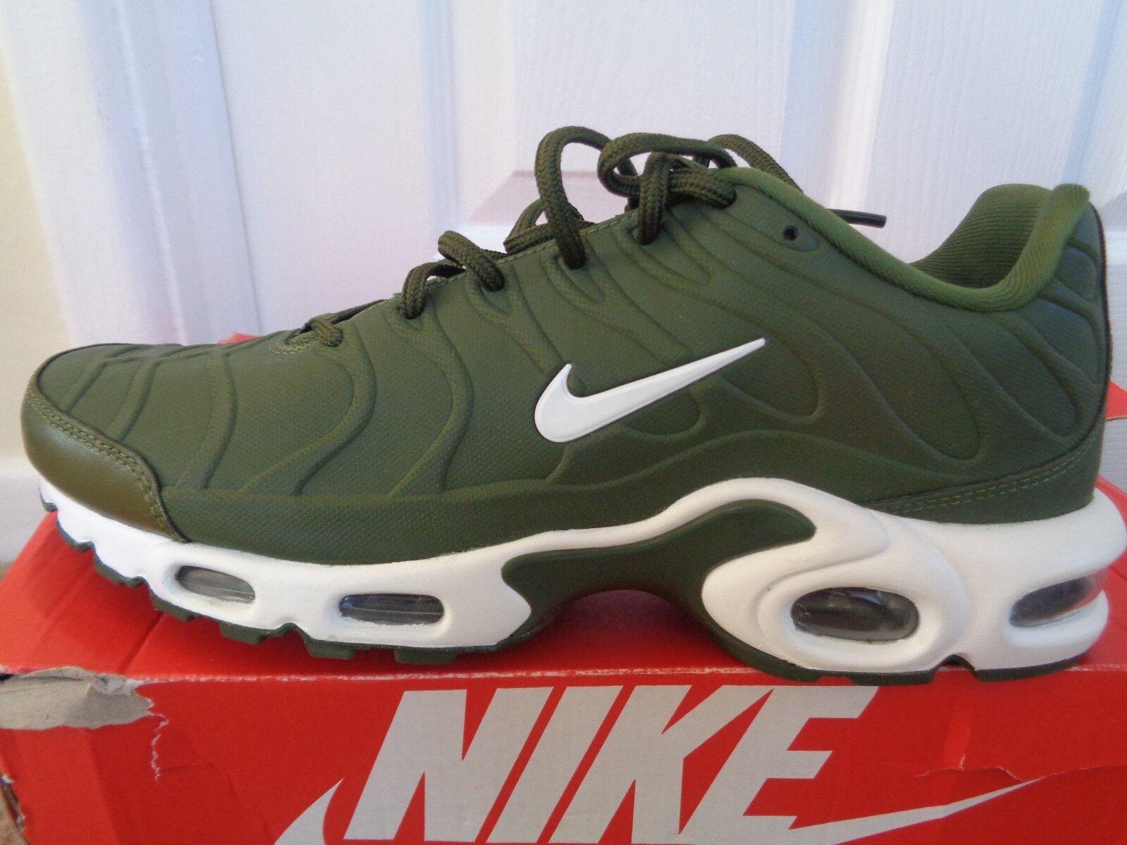 Nike Air max plus VT trainers sneakers 505819 300 uk 7.5 eu 42 us 8.5 NEW+BOX