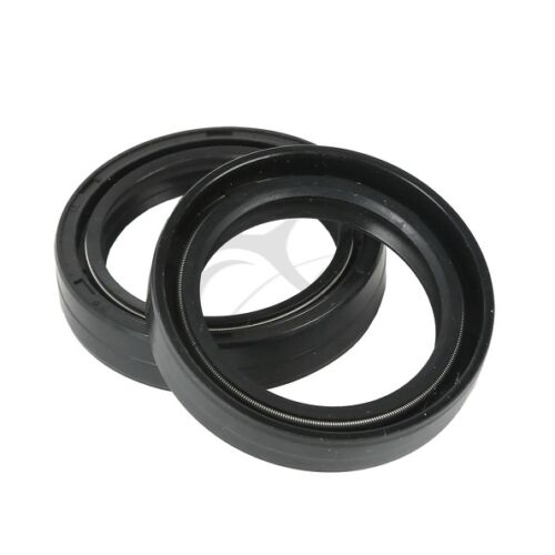 New Rubber Front Fork Oil Seal 39x52x11mm For Honda CBR100C 1983 XL600R 1987-93