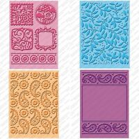 Cricut Cuttlebug Embossing Folders Cindy Loo Set Of 4