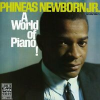 Phineas Newborn, Jr., Phineas Newborn Jr. - World Of Piano [new Cd] on sale