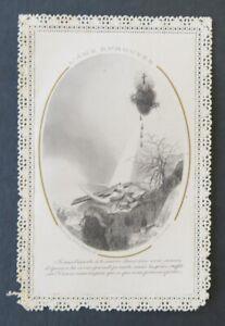 CANIVET-Ame-eprouvee-BONAMY-6-Image-Pieuse-HOLY-CARD-19thC-Santino-4