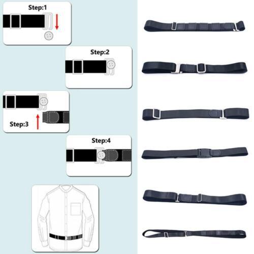Herren In der Nähe von Shirt-Stay Best Shirt bleibt Tuck It Gürtel Shirt Tucked
