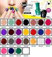 J Cat 2-step Gel Nail Polish No Uv/led Light Shine,quick Dry Pick 6 Colors Us