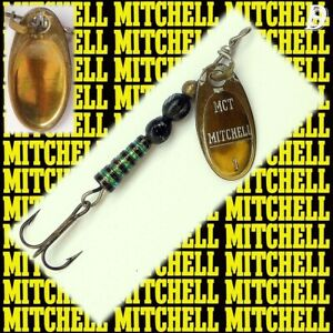 RARE MITCHELL SPINNERS MITCHELL MCT CUCCHIAINI