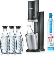 Artikelbild SodaStream Trinkwasser-Sprudler Crystal 2.0 Aktionspack 3 Karaffen