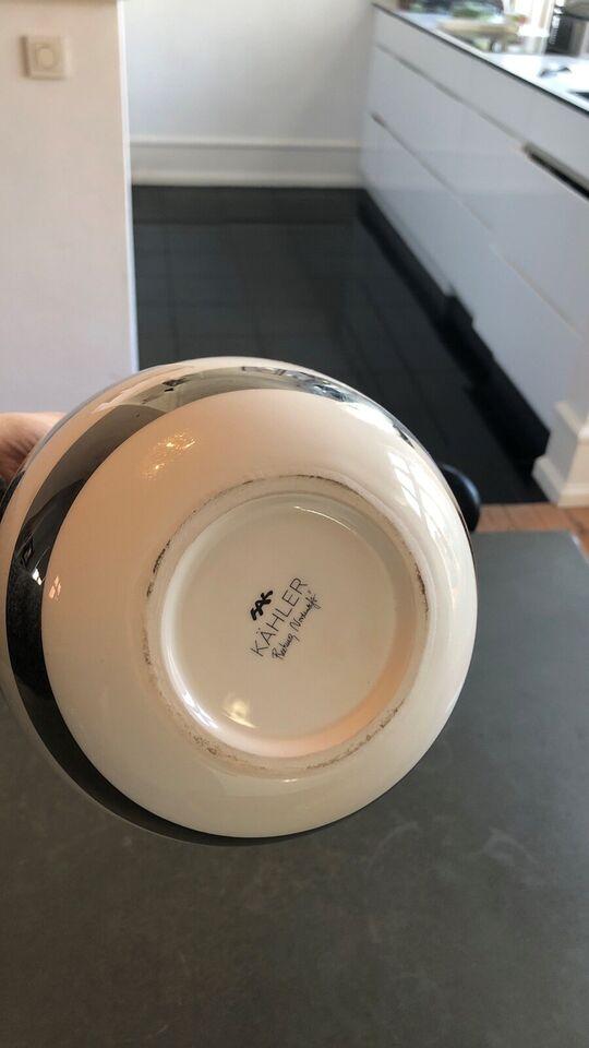 Vase , Kähler
