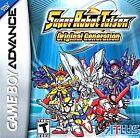 Super Robot Taisen: Original Generation (Nintendo Game Boy Advance, 2006)