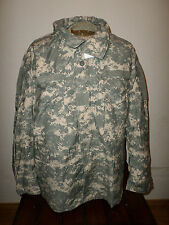 XL US Army Issue M-65 Field Cold Weather Jacket Digital Camouflage
