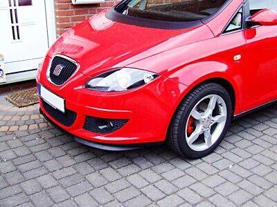 Mazda 3 MK3 04-09 Front Bumper Cup Chin Spoiler Lip Sport Valanc Splitter Cupra
