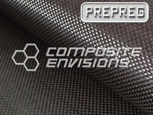 "Carbon Fiber Fabric Plain Weave 3k 193.26gsm/5.7o<wbr/>z 50"" AS4 PREPREG-10-Yar<wbr/>ds"
