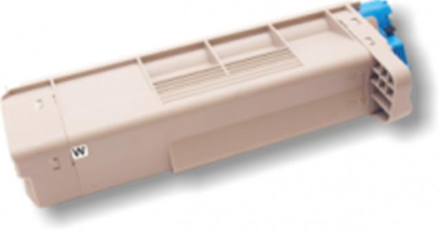 3x Europcart Patrone für OKI ES-7411-DN ES-7411-WT Pro 7411-WT