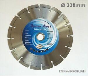 115mm-oder-230mm-Cedima-Syncro-Star-I-Granit-Diamanttrennscheibe
