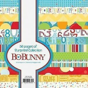 New-Bo-Bunny-Paper-Pad-6-034-x-6-034-Surprise