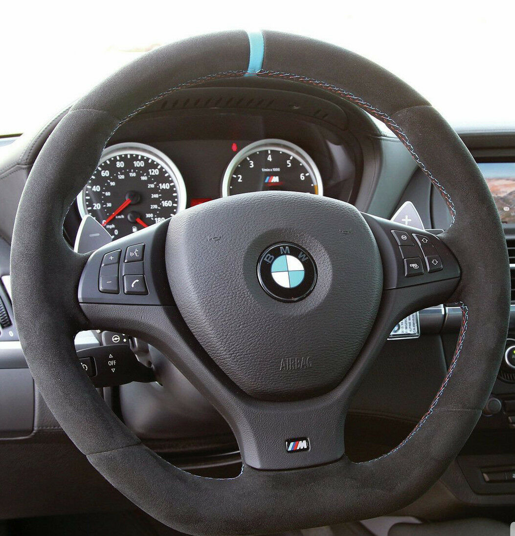 USED E70E71 M Performance Sport Steering Wheel With