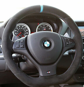 bmw e70 x5 m e71 x6 m performance alcantara sport steering. Black Bedroom Furniture Sets. Home Design Ideas