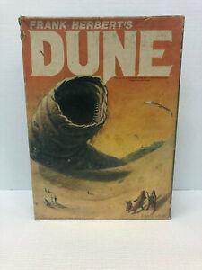Original 1970s Frank Herbert DUNE Bookcase game | eBay