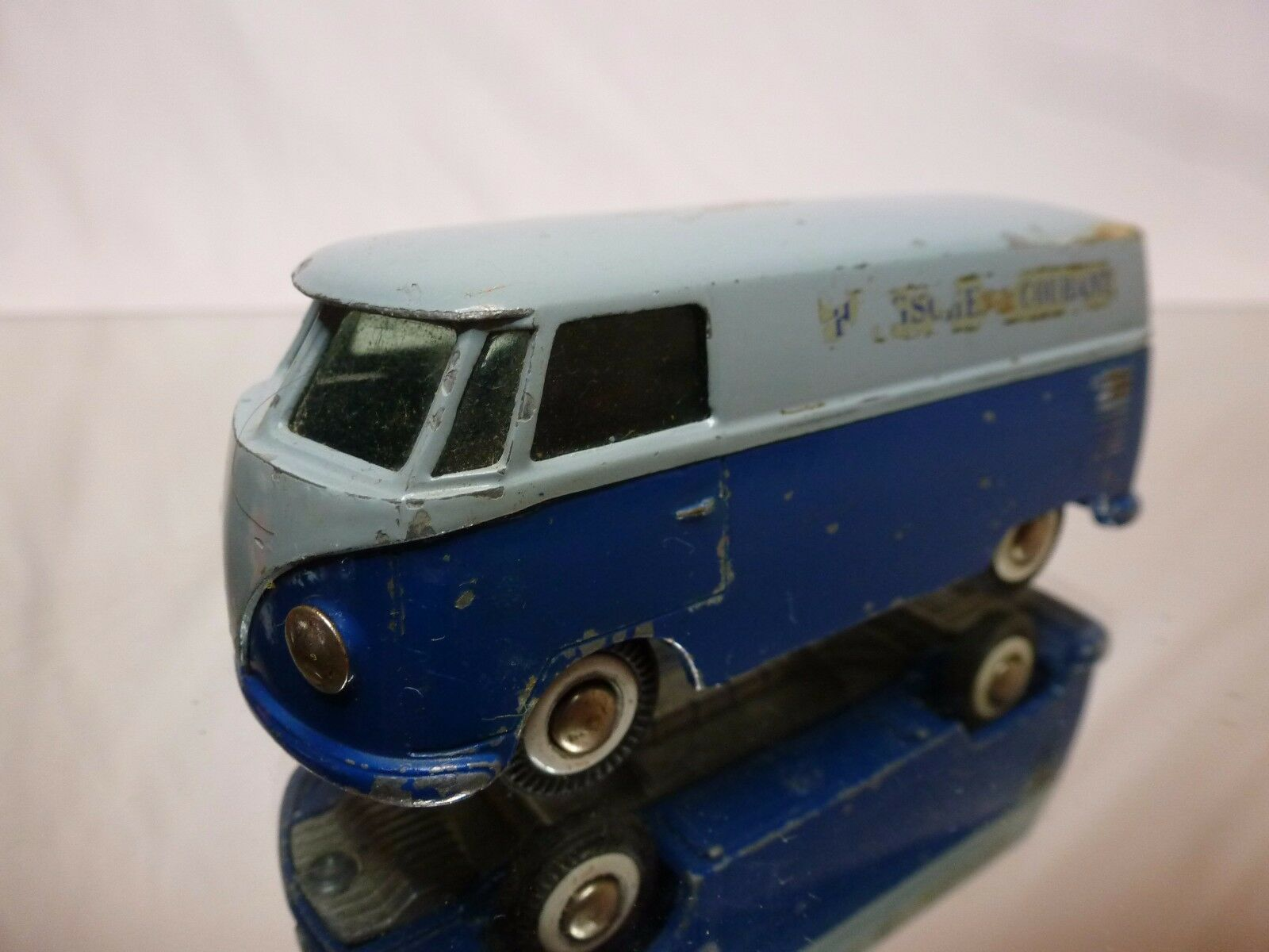 TEKNO DENMARK 405 VW VOLKSWAGEN T1 VAN - HAAGSCHE COURANT 1 43 - GOOD CONDITION